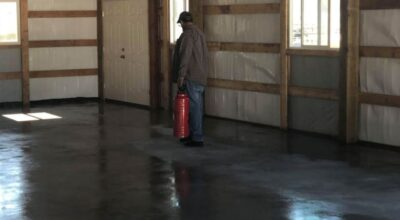Should Stained Concrete be Sealed? (5 Main Reasons)